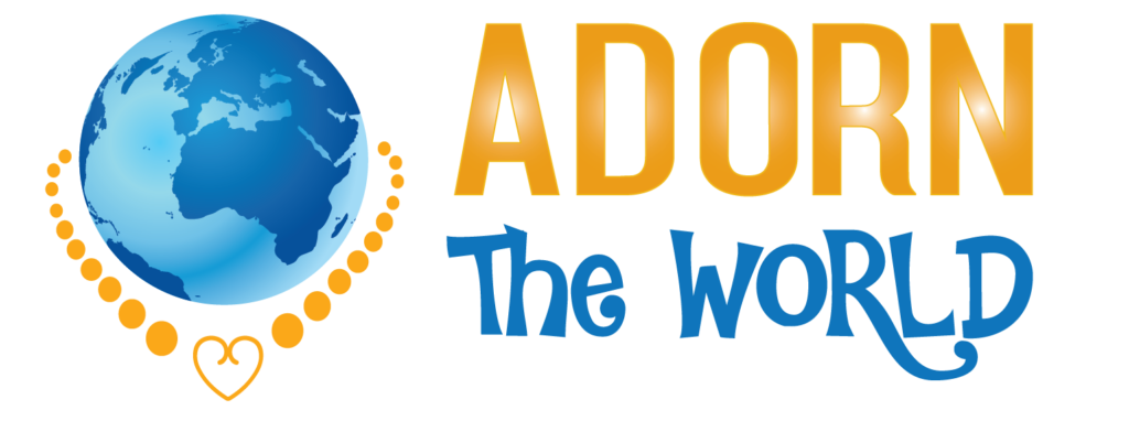 Adorn The World Logo