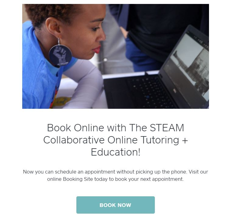 STEAM Collaborative online tutoring and education is now available extending San Diego offerings