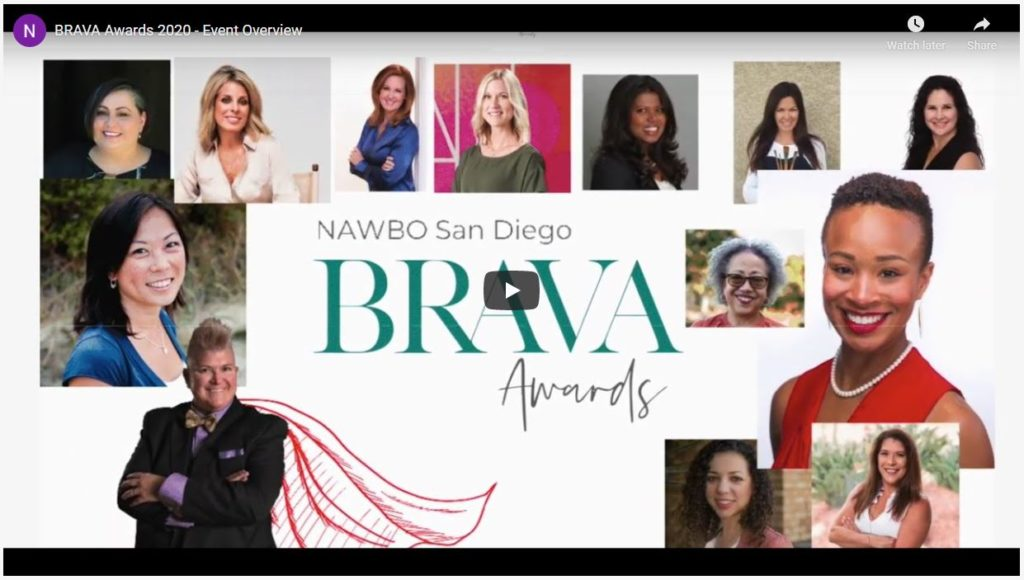 2020 BRAVA Awards Panelists Video cover image